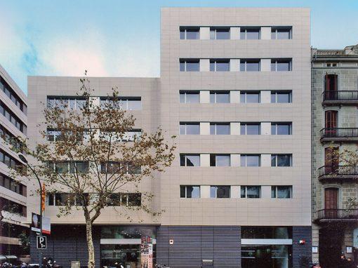 Edifici d'oficines a Barcelona