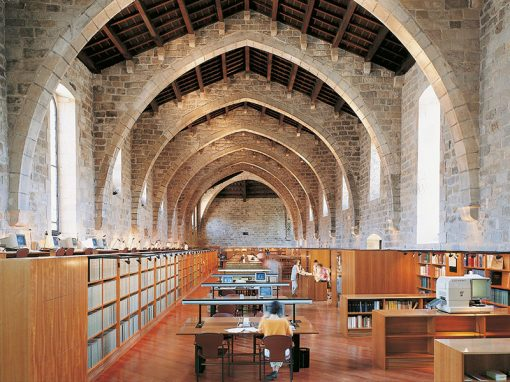 The Library of Catalonia