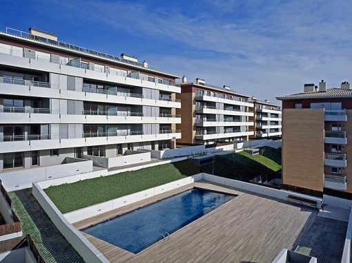 Housing Development, Can Mates, Sant Cugat